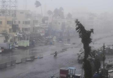 Australia: el ciclón Seroja dejó daños generalizados en dos ciudades