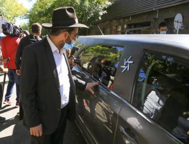 Trasladaron los restos del periodista Mauro Viale al Cementerio Israelita de La Tablada