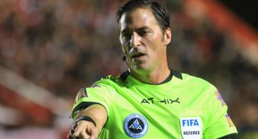Mauro Vigliano, tras la polémica en Racing-Independiente, fue designado por FIFA para los Juegos Olímpicos