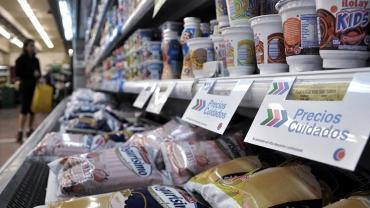 Para contener la inflación, amplían los productos lácteos incluídos en Precios Cuidados