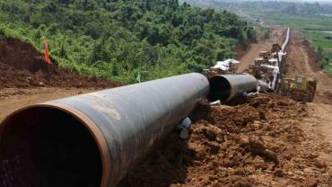 Exintendente de Salta, a juicio oral por robo de 35 kilómetros de caños del gasoducto del nordeste