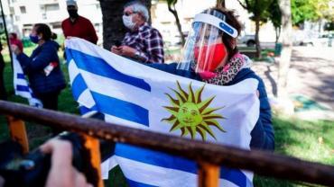 Uruguay es el país sudamericano con más muertes por coronvirus