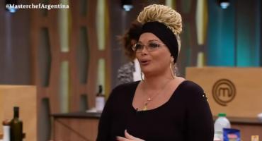 Carmen Barbieri quedó eliminada de Masterchef Celebrity II
