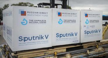 El domingo arribarán más dosis de Sputnik V para evitar un freno en la campaña