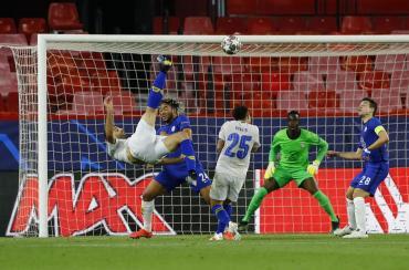 Champions League: Porto se impuso con un golazo pero el Chelsea avanzó por el encuentro de ida