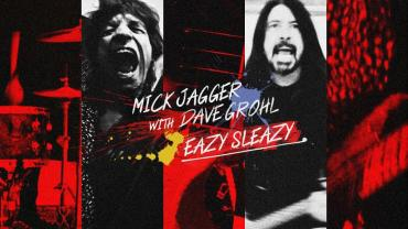 Mick Jagger estrenó