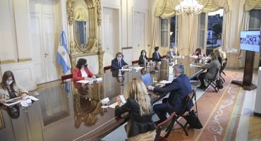 Reunión de Gabinete de emergencia ante nuevo récord de casos: analizaron situación y posibles medidas