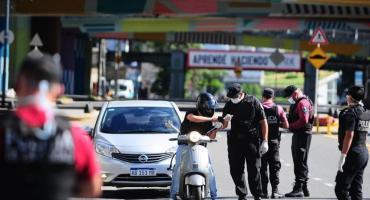 Casa Rosada analiza realizar cierres intermitentes, focalizados y restringir al máximo la circulación
