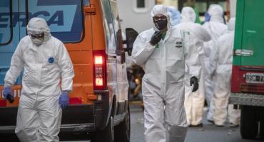 Coronavirus en Argentina: informaron 1.227 casos y 25 muertos en las últimas 24 horas