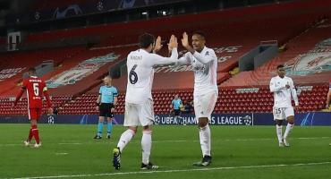 Champions League: Real Madrid se hizo fuerte en Anfield, igualó ante el Liverpool y se metió en semifinales