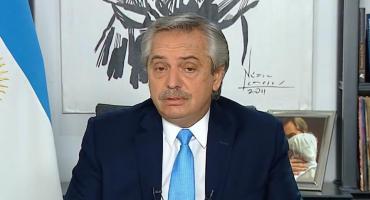 Alberto Fernández anunció que ANSES dará un Bono de $15 mil a los sectores vulnerables
