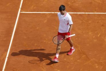 Sorpresa en el Masters 1000 de Montecarlo: Djokovic eliminado por el inglés Evans