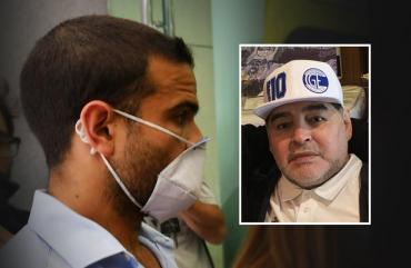 Muerte de Diego Maradona: eximieron de prisión a Carlos Díaz, el psicólogo que lo atendía