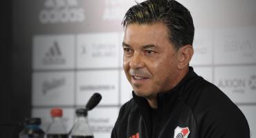 Buenas noticias para River: Gallardo tiene los 32 jugadores para la Copa Libertadores