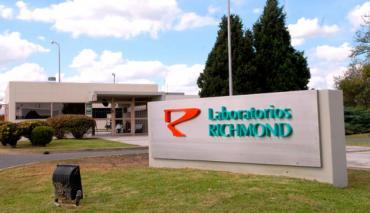Las acciones de Laboratorios Richmond se disparan en la Bolsa tras anuncio sobre producción de vacuna