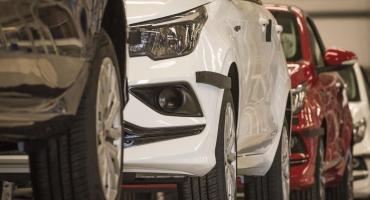 El patentamiento de automóviles en marzo de 2021 subió 91,2% interanual, según INDEC