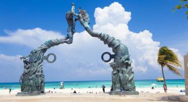 Playa del Carmen: el paradisíaco lugar que eligió el gobierno para abrir un consulado