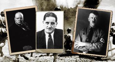Ernst Hanfstaengl y el consejo antisemita de Churchill para una reunión con Hitler que pudo ser y nunca sucedió