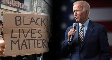"""""""Black Lives Matter"""" se distancia de la administración Biden"""