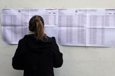 Elecciones 2021: evalúan aumentar la cantidad de establecimientos para evitar concentración de gente
