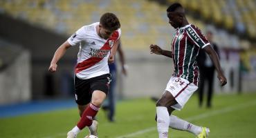 River igualó ante Fluminense en el Maracaná en el inicio de la Copa Libertadores