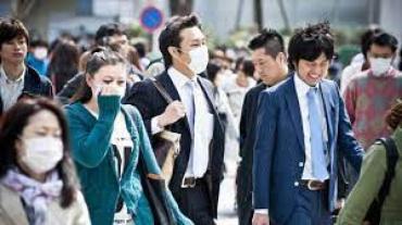 Japón, en estado de emergencia por la pandemia