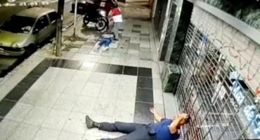 Balearon a un policía en la cabeza durante un tiroteo en Ramos Mejía