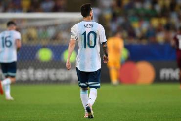 Vuelve la Selección argentina: el cronograma completo para los partidos ante Chile y Colombia