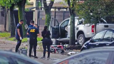 Rosario: quedó en libertad el conductor que atropelló y mató con su camioneta a dos asaltantes