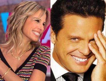 Las fotos inéditas que publicó Mariana Fabbiani con Luis Miguel