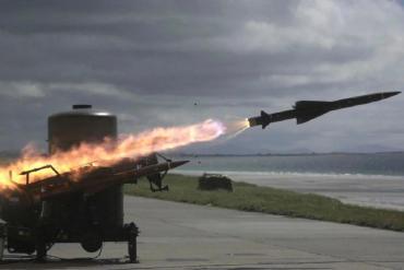 Islas Malvinas: el Gobierno rechazó el lanzamiento de misiles realizado por el Reino Unido