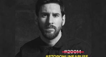 Messi alcanzó los 200 millones de seguidores en Instagram y envió mensaje contra el abuso en redes