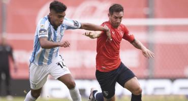 Independiente, en caída libre: perdió con Atlético Tucumán y peligra su clasificación