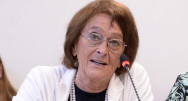 Murió Alcira Argumedo, ex diputada nacional y reconocida socióloga