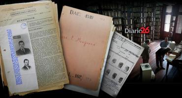 Diario 26 en el Archivo General de la Nación: los secretos bien guardados sobre nazis en la Argentina