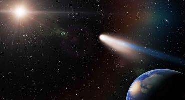 El cometa Halley iluminará con una lluvia de estrellas el cielo