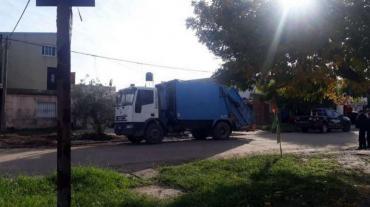 Horror en Rosario: encontraron el cuerpo de una beba en un contenedor de basura