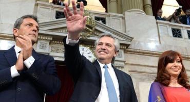 En medio de repercusiones por fallo de la Corte, Alberto Fernández comparte acto con Cristina Kirchner, Massa y Kicillof