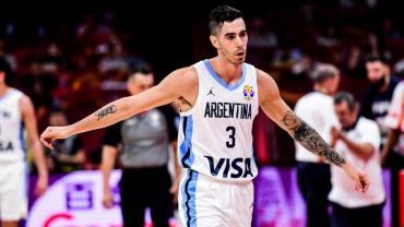 Un nuevo argentino a la NBA: Luca Vildoza, nuevo jugador de los New York Knicks
