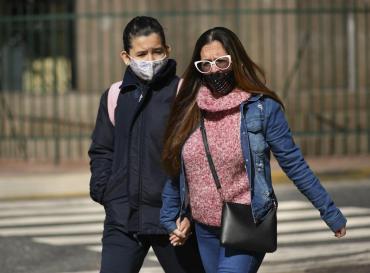 Coronavirus en Argentina: récord de 663 muertes y 24.079 nuevos casos en las últimas 24hs