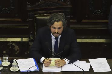 Las respuestas de Santiago Cafiero: habló acerca de las vacunas de Pfizer y la polémica por las dosis