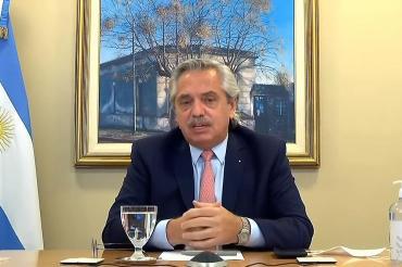 Alberto Fernández lanzó convocatoria para construir una Argentina