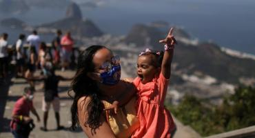 Preocupación en Brasil: detectaron en Río de Janeiro una mutación de la cepa de Manaos