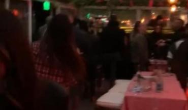 VIDEO: clausuraron un bar en Palermo con 70 personas dentro, sin tapabocas ni ventilación