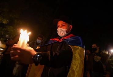 Protestas en Colombia: organismos de DDHH denuncian al menos 379 desaparecidos
