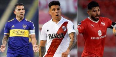 ¿Qué necesita cada equipo para clasificarse en la última fecha de la Liga Profesional?