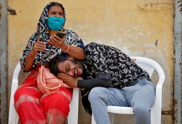 India reportó un récord de más de 4.000 muertos por coronavirus en las últimas 24 horas
