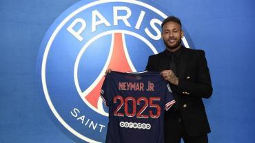 Es oficial: Neymar renovó contrato con PSG hasta 2025 y le dijo adiós al sueño del Barcelona