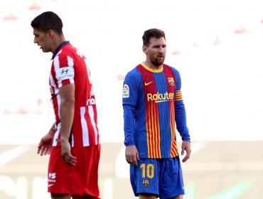 LaLiga: Barcelona, Atlético Madrid y un empate que festejó el Real Madrid
