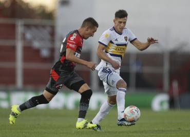 Boca perdió con Patronato y sumó su segunda derrota al hilo